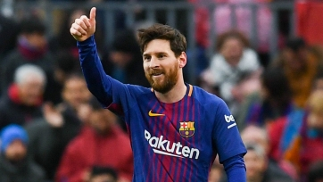 Месси вышел и спас «Барселону» от поражения в Севилье