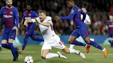 Джеко: «Судья побоялся свистеть против «Барселоны»