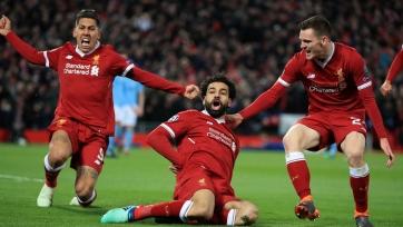 «Ливерпуль» – самая результативная команда Лиги чемпионов