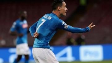 Кальехон может перейти в «Милан»