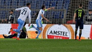«Лацио» и «РБ Лейпциг» одержали домашние победы