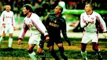 Роналдо вспомнил, как его мотивировали болельщики «Спартака» в 1998-м году