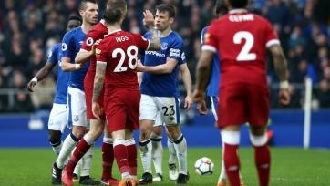 «Эвертон» и «Ливерпуль» голами не порадовали