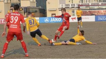 «Енисей» вырвал победу у «Луча», «Крылья Советов» забили пять мячей «Спартаку-2»