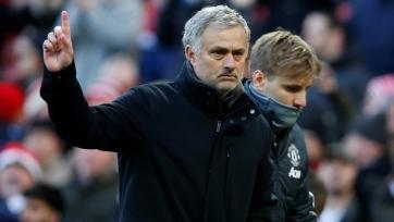Моуринью: «Манчестер Сити» выиграет титул заслуженно»