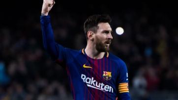 «Барселона» обыграла «Леганес» благодаря хет-трику Лионеля Месси