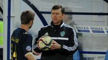 «Ахмат» определился с новым тренером