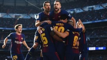 «Барселона» повторила рекорд Испании