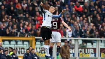 Гол Льяйича принёс «Торино» победу в матче с «Интером»