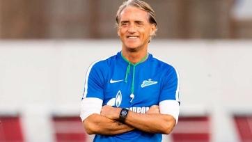 Манчини находится в Италии, чтобы провести переговоры о месте в сборной страны