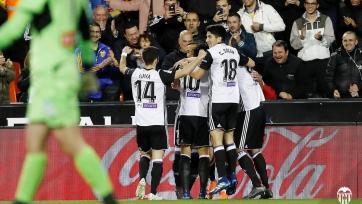 «Валенсия» победила «Эспаньол» и подвинула «Реал» на четвёртое место