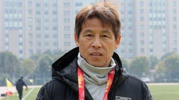 Стало известно имя нового наставника сборной Японии