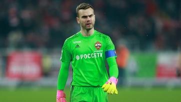 Акинфеев: «Пять игр дома без пропущенных мячей - это заслуга наших защитников»