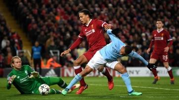 Ван Дейк поделился ожиданиями от матча с «Манчестер Сити»