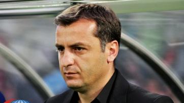 У сборной Армении появился новый наставник