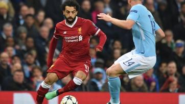 Гол Салаха против «Манчестер Сити» стал историческим