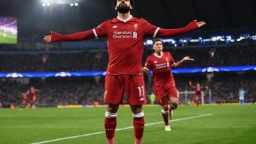 Салах прокомментировал победу «Ливерпуля» над «Ман Сити»