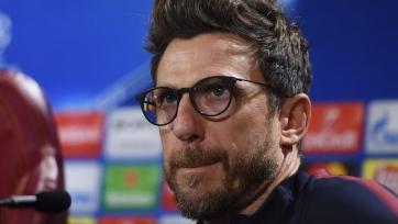 Ди Франческо прокомментировал успех «Ромы» против «Барселоны»