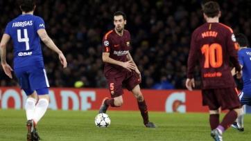 Бускетс: «Не знаю почему, но сегодня «Рома» была сильнее»