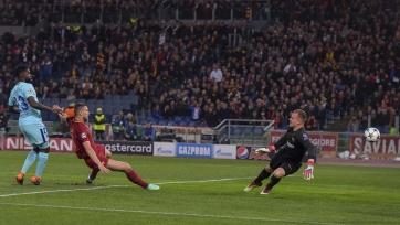 «Рома» повторила достижение «Барселоны»