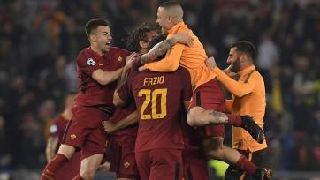 Манчини отреагировал на победу «Ромы» в схватке с «Барсой»