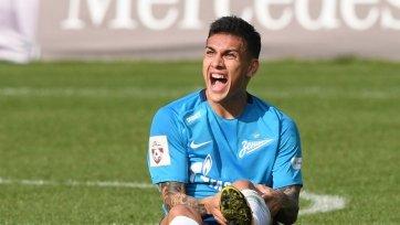 Паредес польщён интересом «Реала» и «Юве»