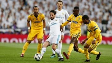 «Реал» в сумасшедшей концовке выбил «Ювентус» из Лиги чемпионов и вышел в 1/2 финала турнира