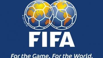Сборная России опустилась на 66-е место в рейтинге ФИФА