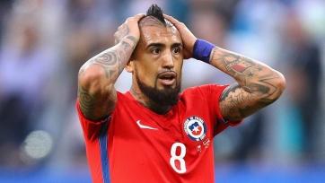 Артуро Видаль возмутился пенальти и голом Роналду (видео)