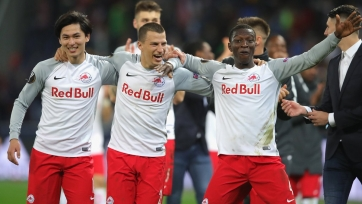«Зальцбург» установил рекорд Лиги Европы