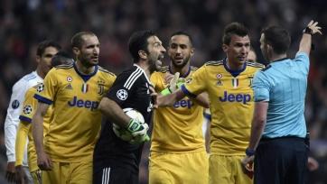 Серия А может дисквалифицировать Буффона за поведение в матче с «Реалом»