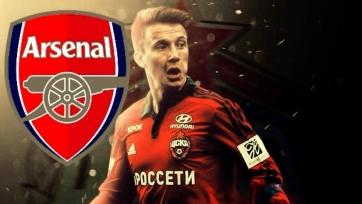 Павлюченко уверен, что Головин заиграет в «Арсенале»