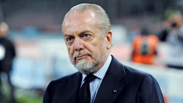 Де Лаурентис: «Глава судей УЕФА вредил клубам и в предыдущие годы»