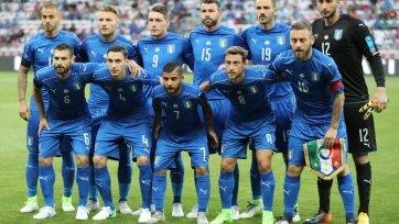 Сборная Украины сыграет против Италии
