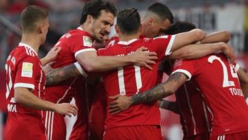 «Бавария» в статусе чемпиона уничтожила мёнхенгладбахскую «Боруссию»