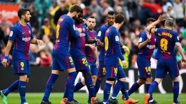 «Барселона» установила рекорд Ла Лиги по длине беспроигрышной серии
