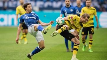 Гол Коноплянки помог «Шальке» переиграть дортмундскую «Боруссию»