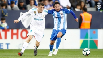 «Реал» легко победил «Малагу» и вышел на третье место