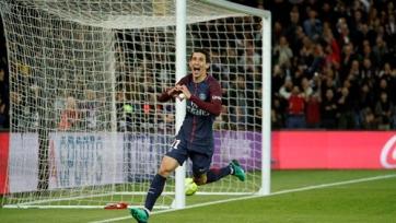 ПСЖ забил «Монако» семь голов и стал чемпионом Франции
