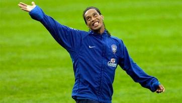 Роналдиньо: «Я каждый день благодарю Господа за полученный дар, за то, что я получил возможность играть в футбол»