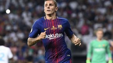 «Ювентус» нацелился на игрока «Барселоны» вместо Алекса Сандро