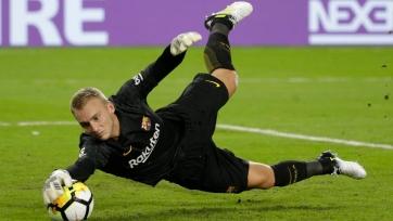 «Ливерпуль», «Атлетико» и «Наполи» поборются за вратаря «Барселоны»