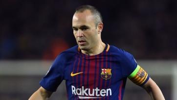 Иньеста сообщил «Барселоне» об уходе