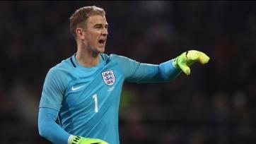 Daily Mail: Саутгейт не видит Харта основным кипером английской сборной на ЧМ-2018