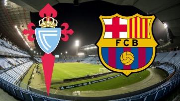 «Сельта» - «Барселона». Стартовые составы команд