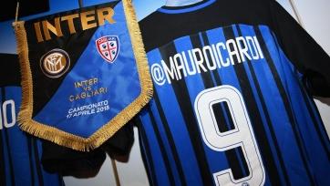 «Интер» сыграл в футболках, на которых вместо фамилий – ссылки на соцсети игроков
