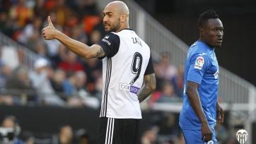 «Валенсия» уступила «Хетафе», «Эйбар» переиграл «Эспаньол»