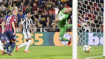 «Ювентус» не смог переиграть «Кротоне» и результаты других матчей Серии А