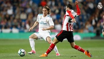 Гол Роналду принёс «Реалу» ничью против «Атлетика»