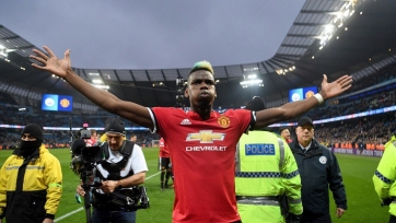 Источник: Погба намерен остаться в «Манчестер Юнайтед»